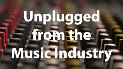 Unplugged from the music industry with musicblip.com audio loop and sample analog collection
