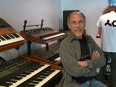 dave smith instruments founder picture