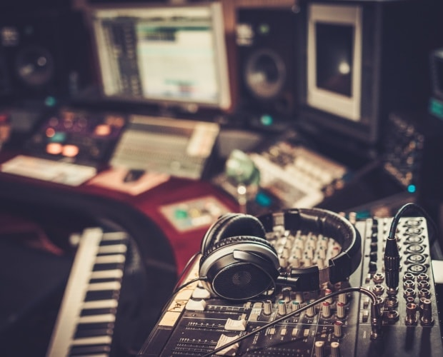 Basic Stages of Music Production